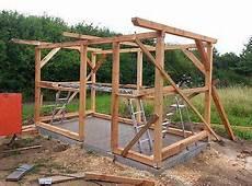 Geräteschuppen Pultdach Selber Bauen - diy gartenhaus selber bauen mit dem fertigen st 228 nderwerk