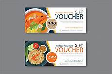 31 food voucher exles psd ai indesign word exles