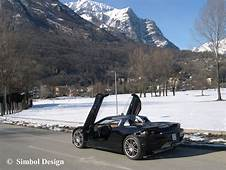 Simbol Design K1 Attack Is A Shed Built Italian GT With An