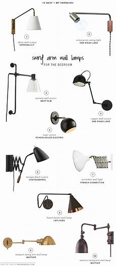 10 best swing arm wall ls for the bedroom objects swing arm wall ls bedside lighting