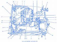 ford mustang gt 2000 electrical circuit wiring diagram carfusebox