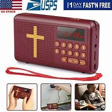 Bible Audio Books Player Speaker King by Talking Bible Audio Bible Player King Version Bible