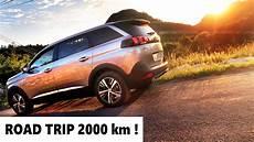 Essai Vid 233 O Du Peugeot 5008 Suv 7 Places Vlog Cars