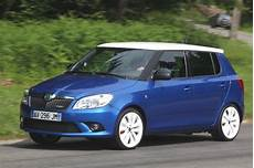 New 2011 Skoda Fabia Rs Savage Commercial