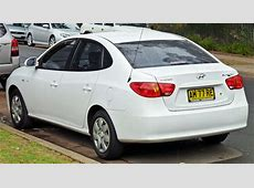 File:2006 2010 Hyundai Elantra (HD) SX sedan 01