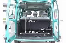 renault kangoo kofferraum adac auto test renault kangoo 1 6 16v privil 232 ge