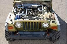 turbo jeep wrangler jeep wrangler 00 06 tj offroad turbo kit new make 40 more