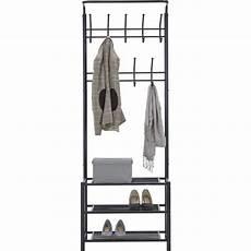 garderobenst 228 nder in schwarz kaufen m 246 max