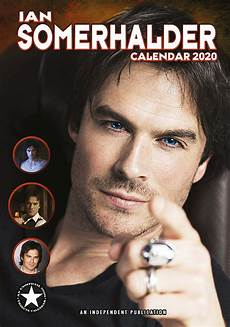 Ian Somerhalder 2021 Calendario 2021 Ian Somerhalder Europosters It