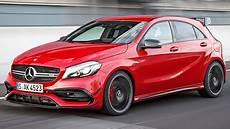 Mercedes Amg A Klasse Autobild De
