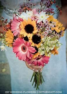 diy wedding flowers a budget diy the knot bouquet wedding wedding flowers summer