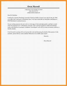 12 13 sle cover letter for warehouse associate loginnelkriver com