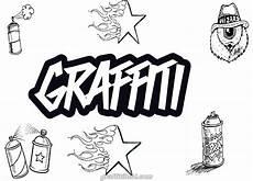 Coole Ausmalbilder Zum Ausdrucken 11 Coole Graffiti Ausmalbilder Zum Ausdrucken Kostenlos