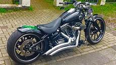 Harley Davidson Breakout Custom Stefan From Germany
