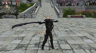 Image result for Battle Win Stance FF7