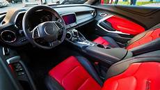 2019 camaro ss interior the 37 000 2019 chevrolet camaro ss with a sleek