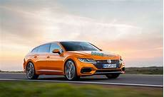 Vw Arteon Shooting Brake Rendered With Porsche
