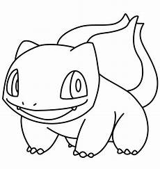 Bulbasaur Coloring Page Zip Coloring Pages Of Bulbasaur In 2020