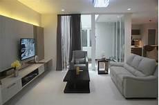 Ruang Keluarga Ruang Keluarga By Exxo Interior Dengan