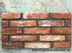 mauern mit alten backsteinen antike ziegel 228 ussere schnitte