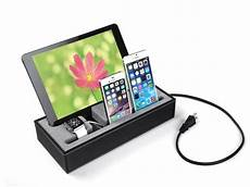ladestation iphone 4 4 in 1 multi device organizer for apple stand and