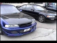 san francisco acura legend meet february 2004 youtube