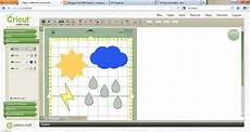 crafting with meek cricut craft room weather cut file