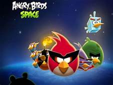 Angry Birds Special Editions Cartoon Image For PC