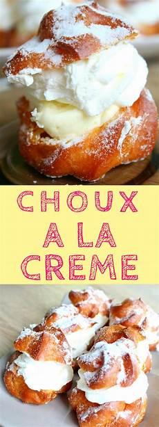jamila choux a la creme easy french cream puffs recipe choux a la creme