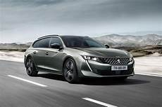 Gallic Space Race New Peugeot 508 Sw Revealed At