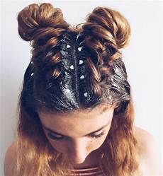 prom hair buns simply adorable prom hairstyles 2017 hairdrome