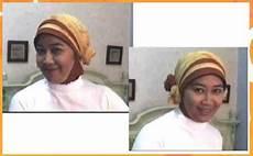 Cara Memakai Jilbab Tumpuk Modis Cantik Tutorial Memakai