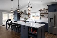 Kitchen Lighting Ideas Nz by Kitchen Of The Week Modern Farmhouse Style Uncorked