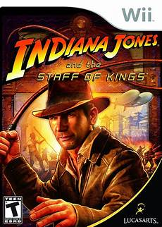 indiana jones and the staff of review ign