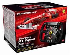 volante ps3 f1 thrustmaster f1 italia racing wheel add on