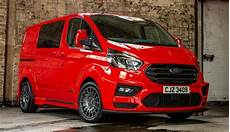 Ford Transit Custom Sport 2018 - ms rt ford transit custom sport 2018 tuning 2
