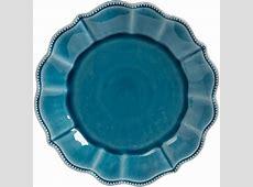 Pioneer Woman Paige 10.75 In. Dinner Plate, Denim   Plates