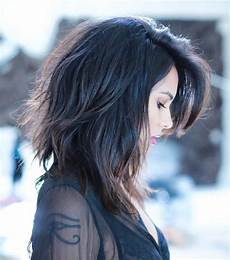 Lob Hairstyles With Bangs 38 perfectly imperfect hairstyles for all lengths