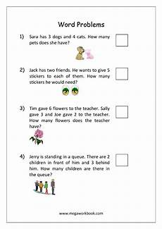 addition word problem worksheets for kindergarten 11338 addition and subtraction word problems worksheets for kindergarten and grade 1 story sums