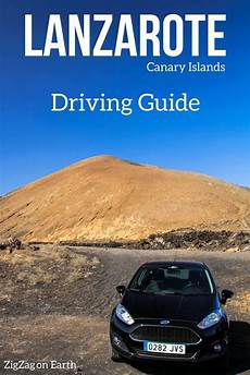 Driving In Lanzarote Car Hire Tips
