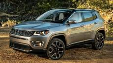 2017 Jeep Compass Limited Drive And Design