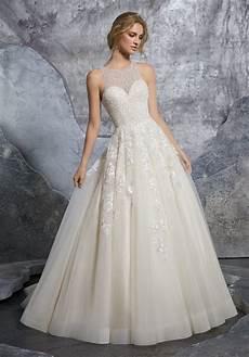 kiara wedding dress style 8215 morilee