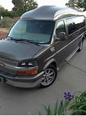 Sell Used Chevrolet 2013 9 Passenger Conversion Van In