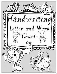 vic cursive handwriting worksheets 22079 year 1 handwriting letter formation letter word black white pages qld print