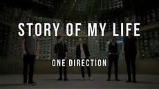 one direction story of my lyrics