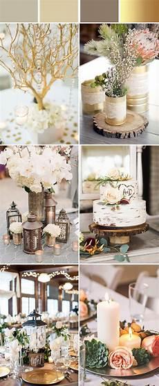 elegant and chic rustic wedding color ideas stylish wedd blog
