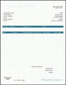 8 cash receipt template for sales sletemplatess sletemplatess
