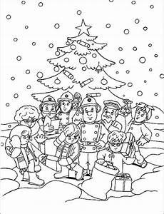 Ausmalbild Feuerwehrmann Sam Weihnachten Ausmalbilder Feuerwehrmann Sam Kostenlos Malvorlagen Zum
