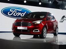 Ford Figo 2016 Se Confirma La Llegada A M 233 Xico Peque 241 O