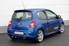 Kit Carrosserie Complet Renault Twingo Ii Phase 1 Versions